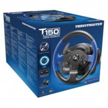 Руль Thrustmaster T150 RS EU Version (PS4 / PS3 / PC)