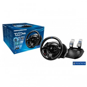 Руль Thrustmaster T300 RS EU Version (PS4/PS3)