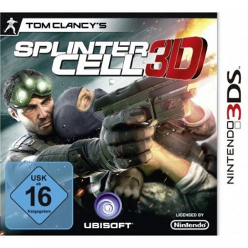 Tom Clancy's Splinter Cell 3DS