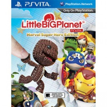 LittleBigPlanet. Marvel Super Hero Edition (PS VITA)