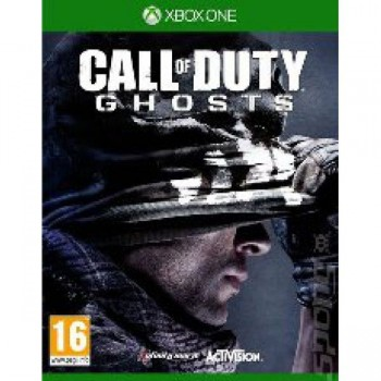 Call of Duty: Ghosts (XBox One)