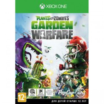 Plants vs. Zombies Garden Warfare (XBox One)
