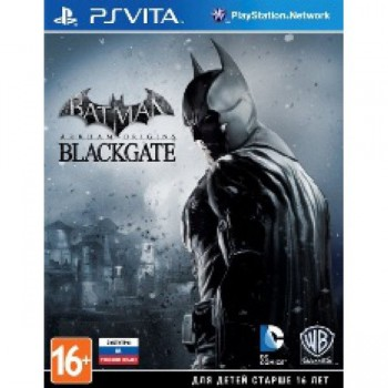 Batman: Arkham Origins Blackgate [русские субтитры] (PS VITA)