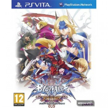 Blazblue: Continuum Shift Extend(PS VITA)