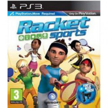Racket Sports (PS Move) (PS3)