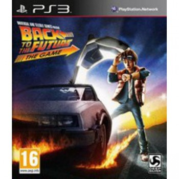 Back to the Future: the Game (PS3)