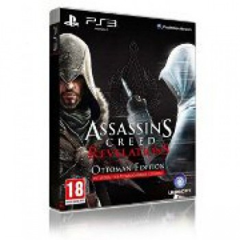 Assassin's Greed Revelations Ottoman Edition (PS3)