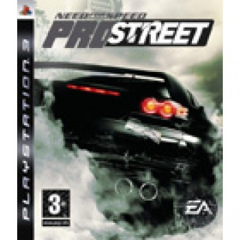 Need for Speed ProStreet (русская версия)  (PS3)