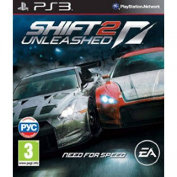 Need for Speed Shift 2 Unleashed (русские субтитры) (PS3)