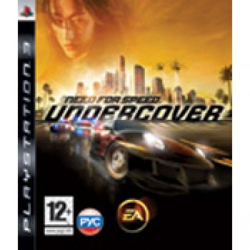 Need for Speed Undercover (русская версия) (Sony PS 3)