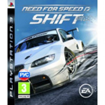 Need for Speed SHIFT (Русская версия) (PS3)