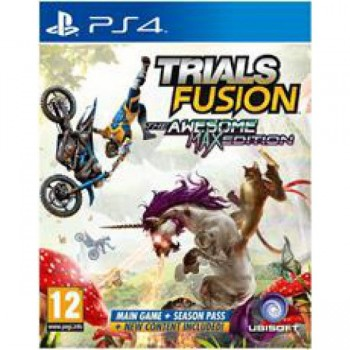 Trials Fusion: The Awesome. Max Edition (PS4)