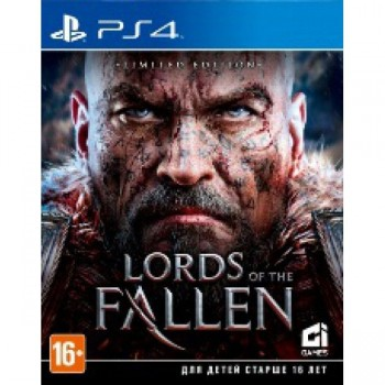 Lords of the Fallen (русская документация)(PS4)