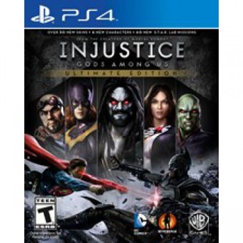Injustice: Gods Among Us Ultimate Ed (PS VITA)