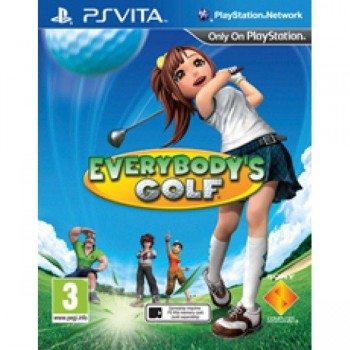 Everybody's Golf (PS VITA)
