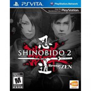 Shinobido 2: Revenge of Zen (PS VITA)