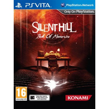 Silent Hill: Book of Memories (PS VITA)
