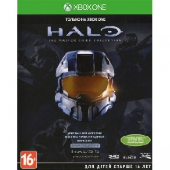 Halo: The Master Chief Collection (русская версия) (Xbox One)