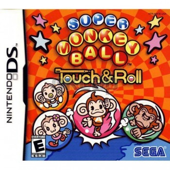 Super Monkey Ball: Touch and Roll (DS)
