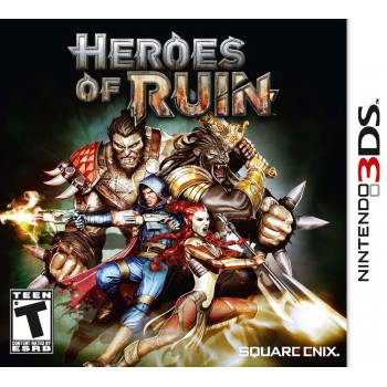 Heroes of Run (3DS)