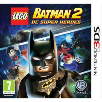 LEGO Batman 2 DC Super Heroes (3DS)