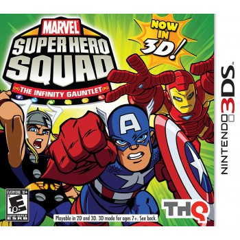 Marvel Super Hero Squad: Infinity Gauntlet (3DS)