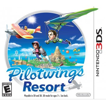 Pilot Wings Resort (3DS)