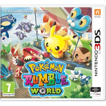 Pokemon Rumble World (3DS)
