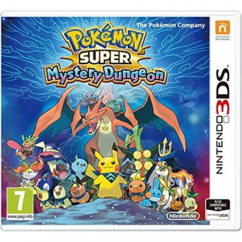 Pokemon Super Mystery Dungeon (3DS)