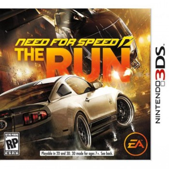 Need for Speed: the Run (3DS)