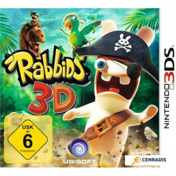 Rabbids 3D (3DS)