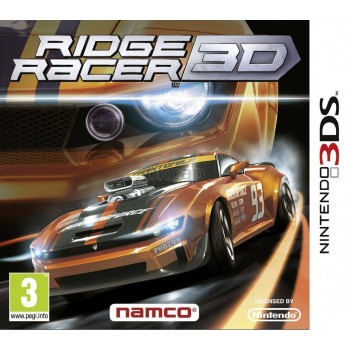Ridge Racer (3DS)