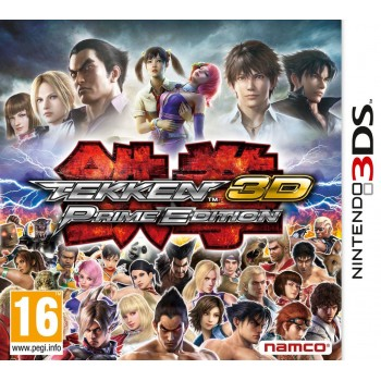 Tekken Prime Edition (3DS)