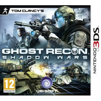 Tom Clancy's Ghost Recon Shadow Wars (3DS)
