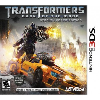 Transformers: Dark of the Moon (3DS)