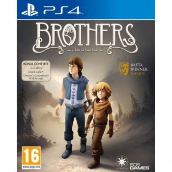 Brothers: A Tale of Two Sons (русская версия) (PS4)