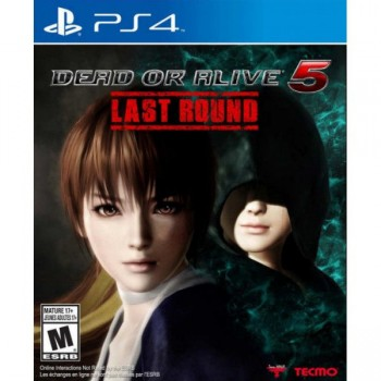 Dead or Alive 5 (PS4)
