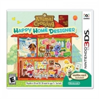 Animal Crossing: Happy Home Designer (3DS)