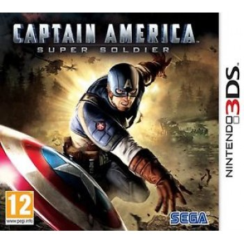 Captan America: Super Soldier (3DS)