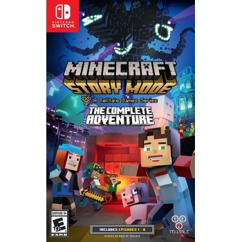 Minecraft Story Mode [Episode 1-8] (  Switch)