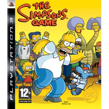 Simpsons Game (PS3)