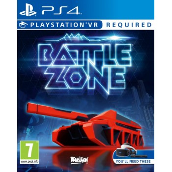 Battlezone (PS4 VR) (русская версия)