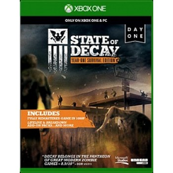 State of Decay: Year-One Survival Edition (Xbox One)