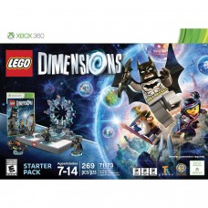 Lego Dimension Starter Pack (Xbox 360)
