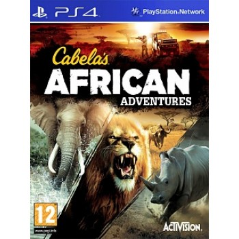 Cabela's African Adventure (PS4)