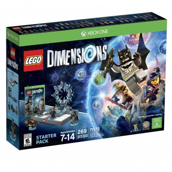 Lego Dimension Starter Pack (Xbox One)