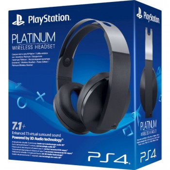 Sony Wireless Platinum Headset 7.1 (PS4) / Original SONY