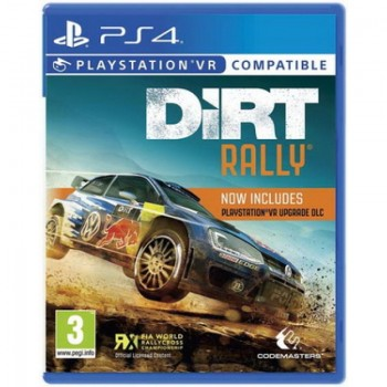 Dirt Rally (PS4 VR)