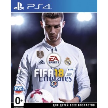 Sony Playstation 4 PRO 1TB (CUH-7116B) + Fifa18 / Original SONY