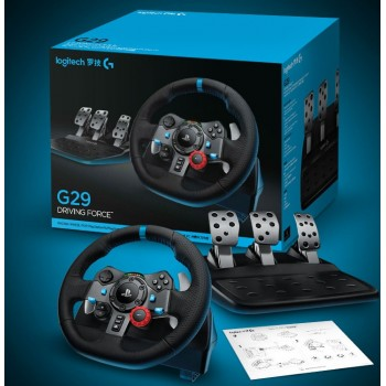 Руль Logitech G29 PS4 / Original